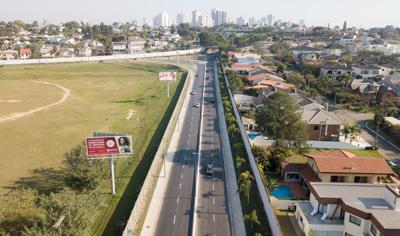 Alargamento Avenida Paio Velho