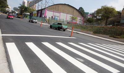 Alargamento da Rua da Prata - Boa Vista