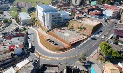 Alargamento da Rua Tâmisa - Vale do Sol - Barueri