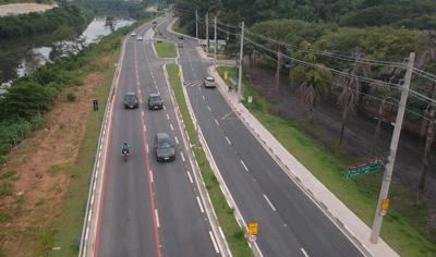 Alargamento da Via Parque