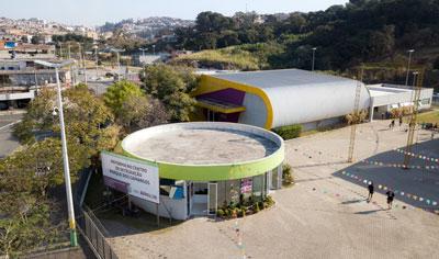 Reforma do Centro de Integração do Parque dos Camargos - Barueri