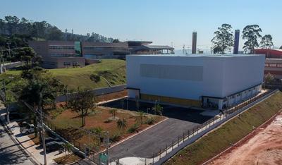 Centro de iniciação ao Esporte - Bairro dos Altos