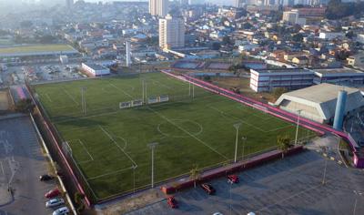 Gramados Sintéticos no Complexo Esportivo - Vila Porto - Barueri