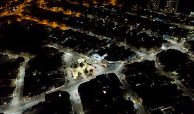 Iluminação LED - Primeira Etapa - Mutinga - Maria Helena - Chácaras Marco - Alphaville - Belval - Barueri