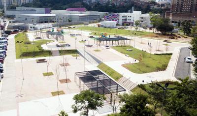Praça Vila Porto - Barueri