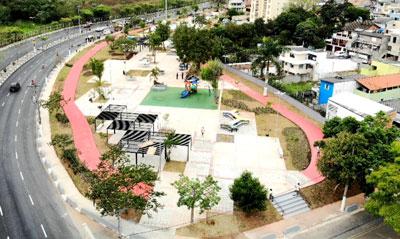 Praça de Lazer Jardim Audir