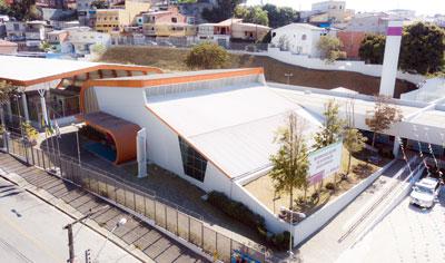Reforma do Centro de Integração Gabriela de Freitas - Jardim Paraíso - Barueri