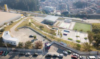 Reforma do Parque Recreativo Taddeo Almeida Cananéia da Silva - Pq. Imperial