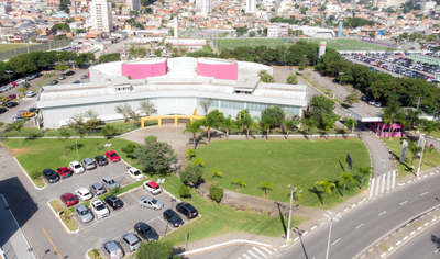 Reforma do Centro de Eventos - Baruei-SP